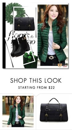 """Banggood 26"" by goldenhour ❤ liked on Polyvore"
