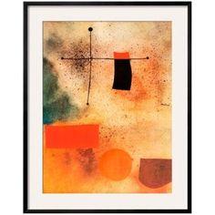 Art.Com Assorted Abstract C.1935 Framed Art Print