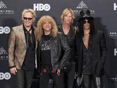 OG Guns N Roses members minus Axel
