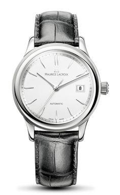 Uhr : LES CLASSIQUES DATE   Maurice Lacroix