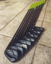 The Apex Black Irons are precision engineered with our industry-leading 360 Face Cup to give you exceptional ball speed and playability in a forged iron, with a sleek all black finish. Best Golf Club Sets, Best Golf Clubs, King Cobra Golf, Cobra Golf Clubs, Golf Videos, Golf Drivers, Golf 1, Golf Channel