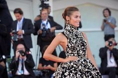 Il Beauty Look da red carpet di Alessia Reato @73rd Venice Film Festival