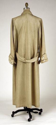 Coat (Duster) 1915