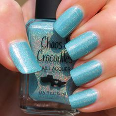 Chaos & Crocodiles Bluebeary (The Holo Grail Box by Dazzled - July 2014 - Video Games)