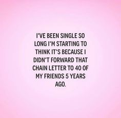 single saved still thinking about