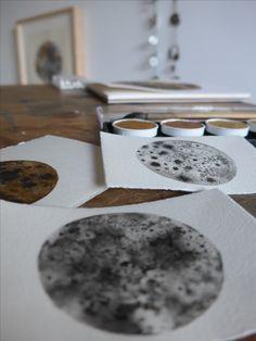 In the studio | Naomi Hudson-Knapp
