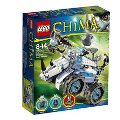 Lego Legends of Chima 70131 - Rogons Nashorn-Cruiser Lego http://www.amazon.de/dp/B00F3B3P3U/ref=cm_sw_r_pi_dp_76WHub1G8RMH9