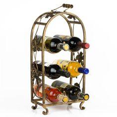 Stojan na víno - 6 lahví
