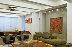 Chelsea New York Loft by RD Rice Construction