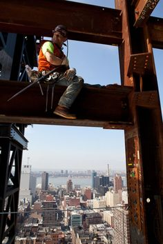 Native American ironworkers
