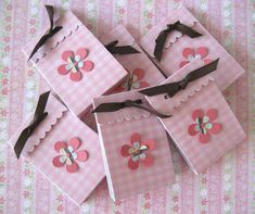 Adore By Nat: Tea Bag Holders