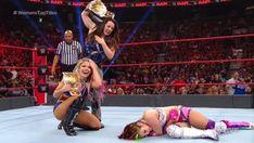 Was Alexa Bliss-Nikki Cross Able To Retain Women's Tag Team Titles? Raw Women's Champion, Wwe Womens, Women's Wrestling, Total Divas, Wwe News, Cricket News, Wwe Divas, Next Week, Bliss