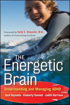 Written by a neuroscientist who has studied ADHD, a clinician who has diagnosed and treated it for 30 years, and a special educator who sees it daily, The Energetic Brain provides comprehensive information on how the ADHD brain works and shows how to harness its potential for success. It distills the latest research findings and provides practical strategies for managing ADHD—and thriving—at school, at work, and at home, from childhood through adulthood.