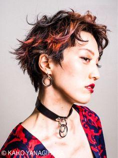 【HAIR】KAHO YANAGIHARAさんのヘアスタイルスナップ(ID:294235)