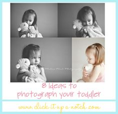 8 ideas toddler photography