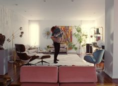 shoot from Laurence Anyways Director Xavier Dolan Xavier Dolan, Anne Dorval, Laurence Anyways, Niels Schneider, Tableaux Vivants, Movie Shots, Film Stills, Cool Rooms, Design Reference
