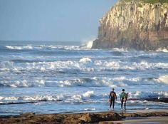 Praia do Meio (Prainha) Torres Rio Grande do Sul