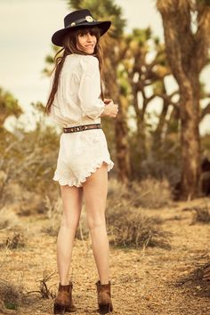 Indian Summer Romper