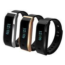 TW07 Bluetooth Smart Band Waterproof Fitness Tracker Watch Wristband Bracelet Pedometer For xiaomi sony Android iOS PK miband 2