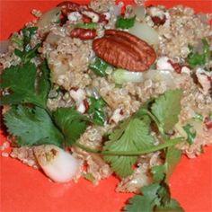Quinoa Pilau Allrecipes.com