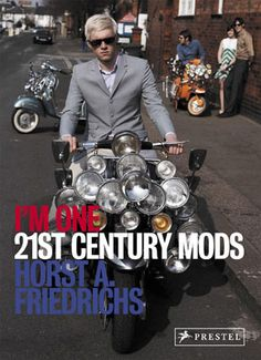The Mods are Here: A Vespa Subculture and Lifestyle. Mod Scooter, Lambretta Scooter, Vespa Scooters, Youth Culture, Pop Culture, Urban Tribes, Motor Scooters, 60s Mod, Mod Fashion