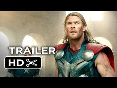 Avengers: Age of Ultron official theatrical trailer 2 hd video 2015 marvel's 2015