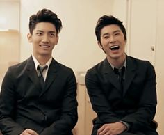 changmin and yunho