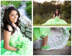 quinceanera photo shoot ideas