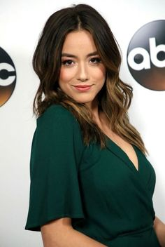 Chloe Bennet Daily ϟ: Photo Marvel Women, Marvel Girls, Beautiful Celebrities, Gorgeous Women, Chloe Bennett, Portraits, Woman Crush, Girl Boss, Pretty People