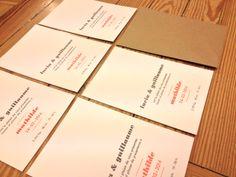 Diseño: Comando g Impresión: Familia Plómez #letterpress #comandog #familiaplomez #type