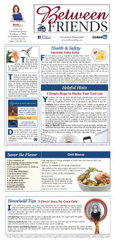 Anatomy Of A Real Estate Newsletter How To Create Enticing Emails
