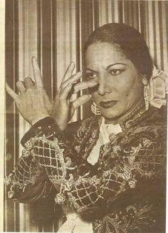 Carmen Amaya—La Reina de Flamenco