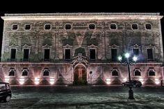 """[Di #Puglia e di """"best destination in the world""""] >> #Sternatia - Palazzo Granafei: residenza baronale dell'omonima famiglia che, dal 1733, ebbe in feudo Sternatia, splendido paesino della Grecia Salentina in provincia di Lecce."""