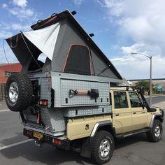 Truck Bed Camper, Pickup Camper, Camper Van, Overland Truck, Overland Trailer, Off Road Camping, Truck Camping, Pick Up, Hilux Camper