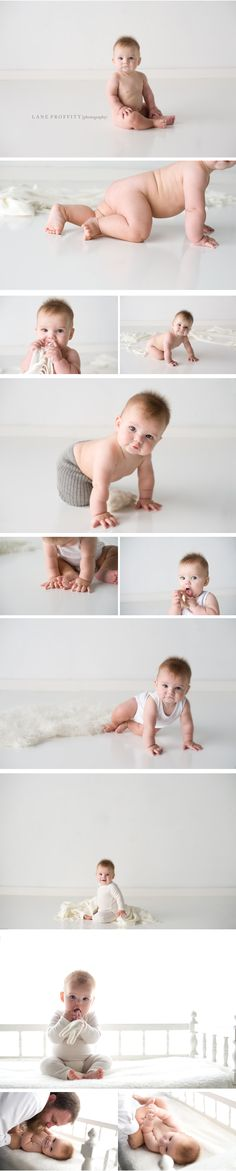 6 month baby session  | Nashville TN Baby Photographer | Copyright Lane Proffitt Photography