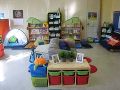 A Nature and Camping Themed Classroom | 30 Epic Examples Of Inspirational Classroom Decor
