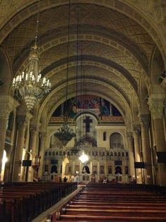 St. Marc Cathedral - Alexandria - Egypt