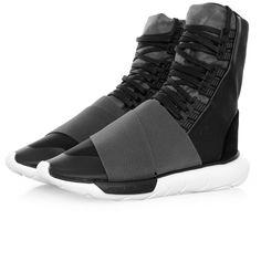 aedf09ac3c6 Adidas Y-3 Qasa Chamel Black Boot BB4803 Black Boots