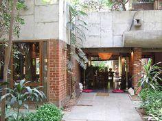 Somewhere I would like to live: House of the week 05 / Villa de Madame Manorama Sarabhai / Le Corbusier
