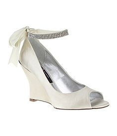 Wedding Shoes On Pinterest Dillards Wedding Shoes And Dress Sandals