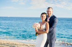 Keely and Kyle Congrats and best wishes form the bottom of our he Sunset Beach Resort, Romantic Beach Photos, Sky Pool, Sunset Beach Weddings, Cabo San Lucas, Beach Resorts, Couple Photos, Amazing, Photography