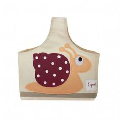 3sprouts-storage-caddy-snail