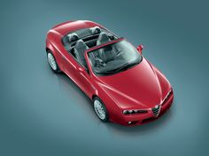 High Resolution Wallpapers alfa romeo brera spider image, Radcliff Allford 2017-03-08