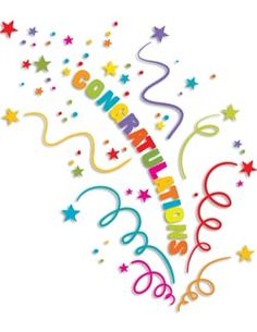 Congratulations clipart images free clipart images ...