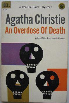 Agatha Christie, An Overdose of Death. (pub 1960)
