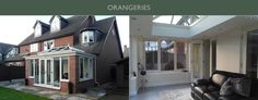 New Orangery and Orangery Extension services in Cheshire
