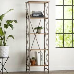 """Constantia 71"""" Etagere Bookcase"""