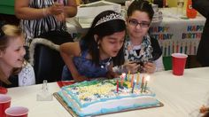 Have your next birthday party at TiaMarie's!