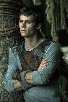Thomas in the Maze Runner