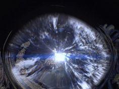 Would you jump in? #vortex #parallelearth #wormhole #einsteinrosenbridge #sliders #scifi #jump